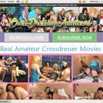 Crossdressingamateurs.com Discount Member