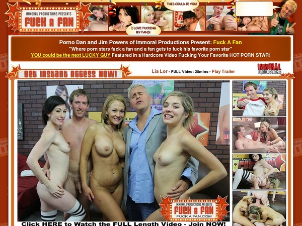 Fuck A Fan Porn Hub