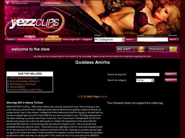 Goddess Amirha Free Trial Option