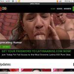 Latina Abuse Promo Tour