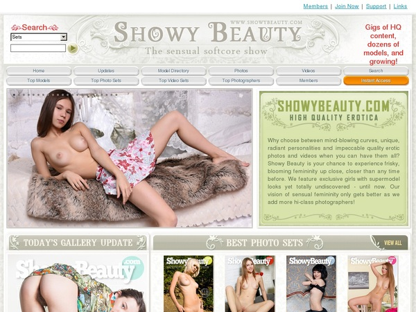 Showybeauty Promo Link