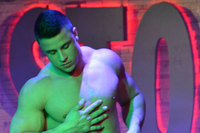 Stock Bar gay live show