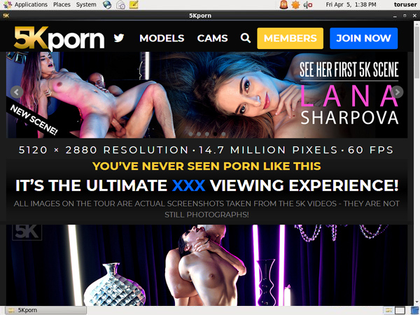 5K Porn With Free Trial
