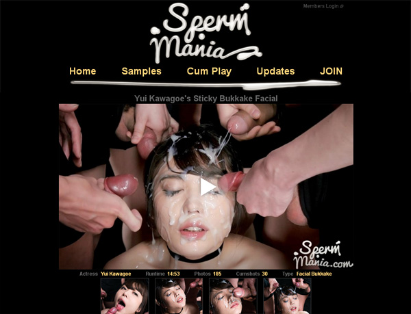 Trial Sperm Mania Membership