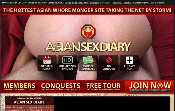 Login Asian Sex Diary Free Trial