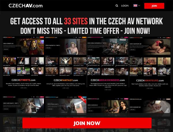 Czech AV Clips4sale